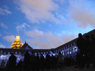アンヴァリッドの夜 名誉の中庭.jpg